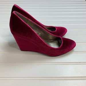 Lucky Brand Wedges Size 6.5